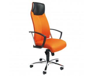 Fauteuil de bureau HIGH SIT UP - TOPSTAR - Orange