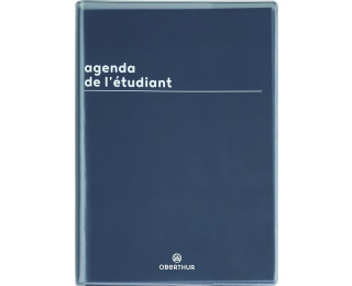 Agenda scolaire journalier 2019/2020 - OBERTHUR - 12 x 17 cm - Boreal