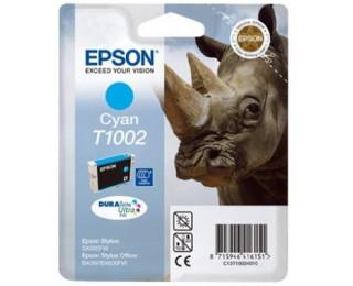 Cartouche EPSON T1002 - Cyan