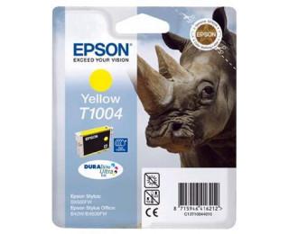 Cartouche EPSON T1004 - Jaune