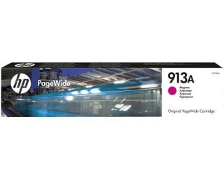 Cartouche d'encre 913A (F6T78AE) - HP - Magenta