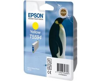 Cartouche EPSON T559440 - Jaune