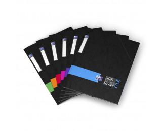 Chemise powerfile à elastique - OXFORD - Coloris aléatoire