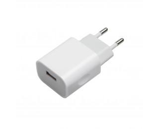 Chargeur secteur USB - ISIUM - Blanc -2.4