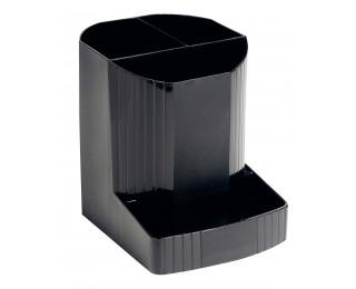 Pot à Crayon Ecologique Forever - EXACOMPTA - Noir
