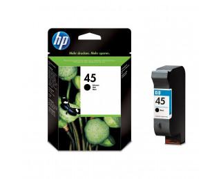 Cartouche d'encre HP 45 (51645A) - Noir