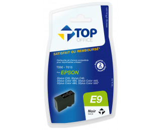 Cartouche d'encre compatible EPSON T050 / T013 – Noir