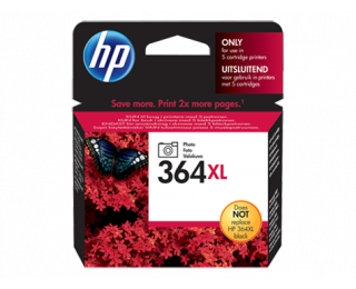 Cartouche d'encre HP 364 XL photo (CB322EE) - Noir