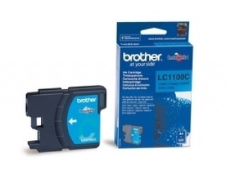 Cartouche d'encre BROTHER LC1100C - Cyan