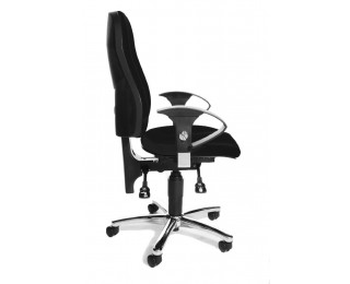 Chaise de bureau Sitness 15 - Noir