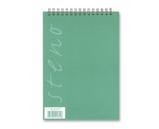 Bloc-notes 90 feuilles A5 Steno - CALLIGRAPHE - Blanches unies