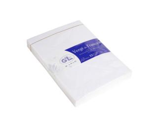25 enveloppes 16,2x22,9 cm - Vergé gommées doublées - G.LALO - 150g