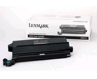 Toner laser 12N0771 - Lexmark - Noir