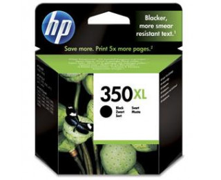 Cartouche d'encre HP 350 XL (CB336E) - Noir