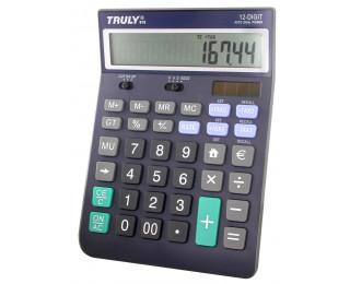 Calculatrice de bureau Truly - TOP OFFICE - CT910