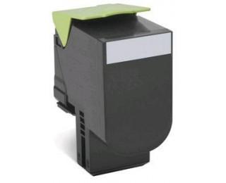 Toner laser 80C2SKE - Lexmark - Noir - Grande Capacité