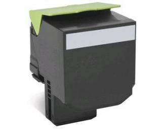 Toner laser 80C2XK0 - Lexmark - Noir - Grande Capacite