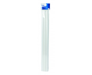 Lot de 3 rouleaux couvre-livres - TOP OFFICE - 70 cm x 2 m - Transparent