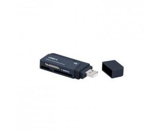 Lecteur de carte usb 2.0 - APM - compatible SD/MS