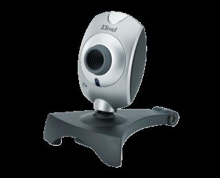 Webcam primo - TRUST - Noir/gris - 640x480 pixels
