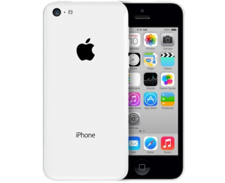 iPhone 5c - APPLE - 16 Go - Blanc - Reconditionné - Grade A éco+