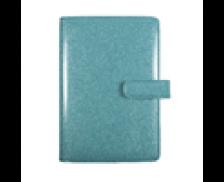 Agenda scolaire semainier Exatime 17 Eden - EXACOMPTA - Turquoise - 13x19 cm