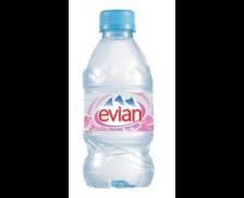 Pack de 24 petites bouteilles de 33 cl - EVIAN