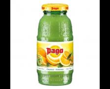 Pack de 12 bouteilles de 20 cl - PAGO Nectar Orange