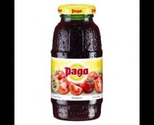 Pack de 12 bouteilles de 20 cl - PAGO Jus de tomate