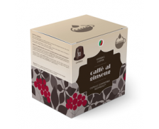 Lot de 10 capsules café compatibles Nespresso - Ginseng