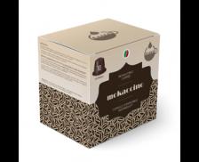 Lot de 10 capsules café compatibles Nespresso - Mokaccino