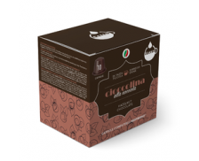 Lot de 10 capsules café compatibles Nespresso - Hazelnut Chocolate