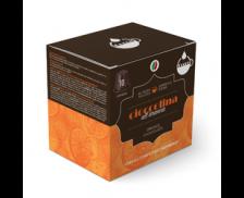 Lot de 10 capsules café compatibles Nespresso - Orange Chocolate