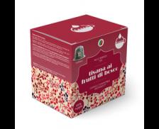 Lot de 10 capsules Thé compatibles Nespresso - Wild Red Berry