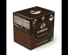 Lot de 10 capsules café compatibles Nespresso - Robusto - Robusta/Arabica