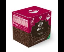 Lot de 10 capsules café compatibles Nespresso - Deca - Robusta/Arabica