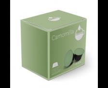 Lot de 10 capsules thé compatibles Dolce Gusto - Chamomile