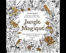 Cahier de coloriage - HACHETTE - Jungle magique