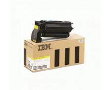 Toner laser 39V1922 - IBM - Jaune - Grande Capacite