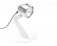 Lampe - VELO - Métal - Blanc