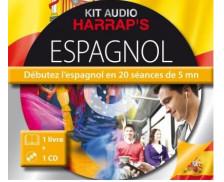 Harrap's Kit audio Espagnol - 20 séances