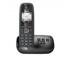 Téléphone sans-fil AS405A - GIGASET - Noir - Avec répondeur