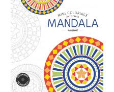 Cahier anti-stress - MARABOUT - Mandala