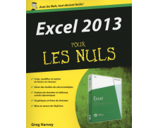 Excel 2013 pour les nuls - EDITIONS FIRST