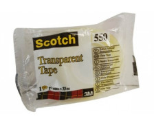 Ruban adhésif transparent en sachet - SCOTCH - 33m