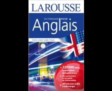 Dictionnaire anglais de poche - LAROUSSE