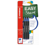 Lot de 3 recharges easy Original - STABILO - Bleu