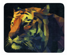 Tapis de souris - TOP OFFICE - Tigre