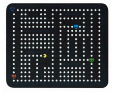Tapis de souris - TOP OFFICE - Pacman