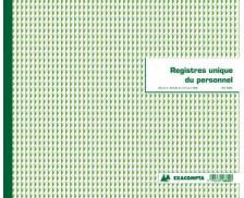 Registre - EXACOMPTA - Registre personnel - 6620E